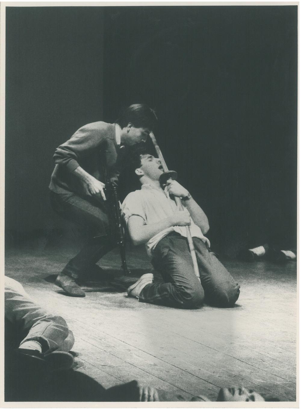 """Accademia Nazionale d'Arte Drammatica """"Silvio D'Amico"""" 1984"""