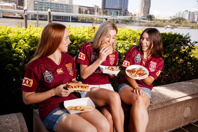 Fans enjoying Maroon Festival food offerings.jpg