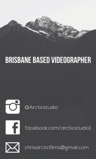 Design chris mehmet arctic studio photography videography business logo design business card designs video thumbnail designs assisted by alex page dino renda reheart Gallery