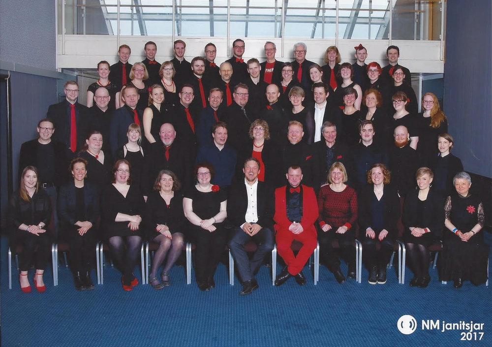 Tromsø orkesterforenings janitsjarkorps