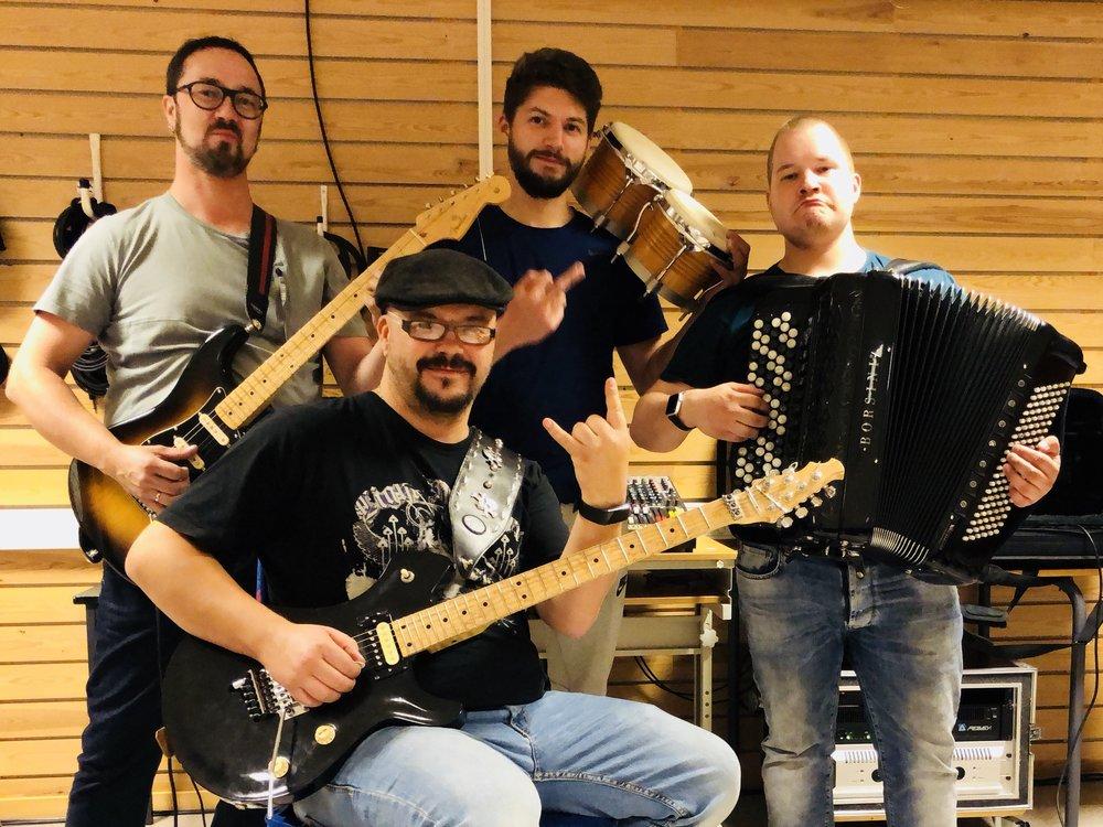 Edmire band
