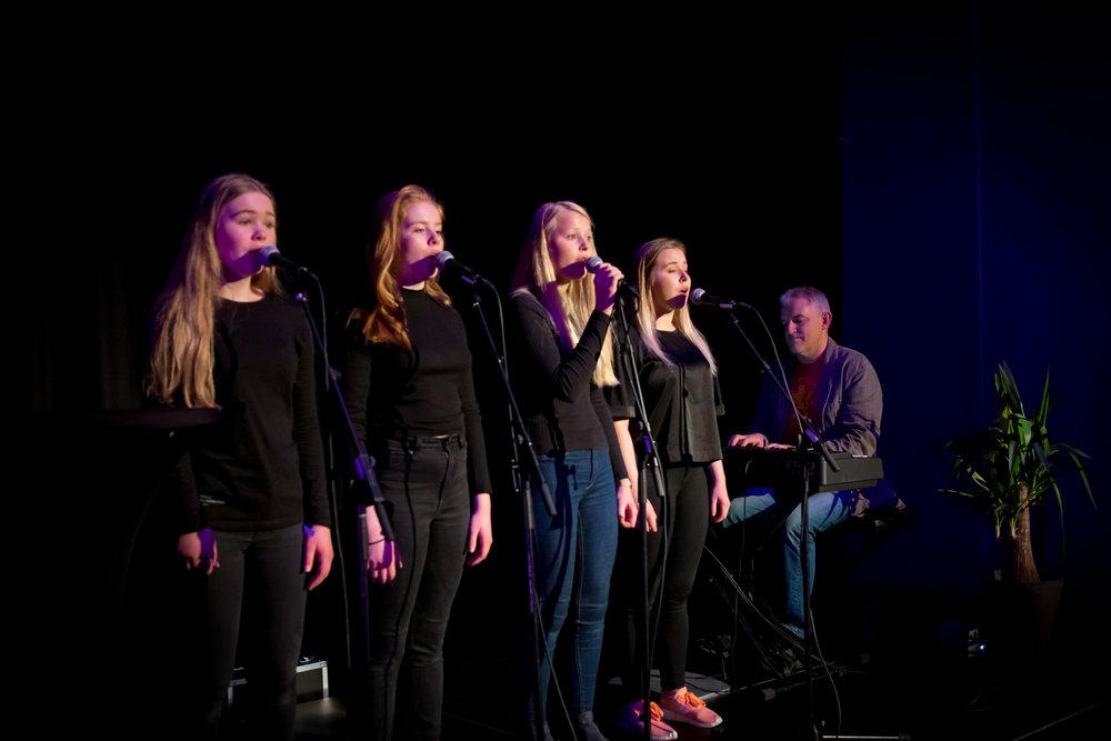 Kulturskolens vokalensemble