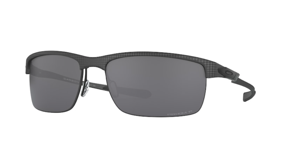 765eb56d62 Carbon Blade Matte Satin Black Prizm Daily Polarized — King Sunglass