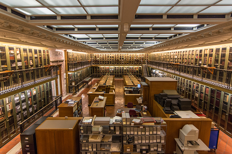 The new york public library manuscripts and archives division
