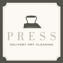 PRESS Atlanta Dry Cleaning Delivers right to your door.