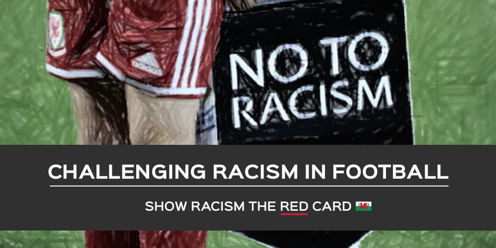 Report Racism in Football - We have launched an online reporting hub for Wales for anyone that has been a victim or has witnessed racism in football as part of our Challenging Racism in football Project.To find out more about our online reporting hub or to submit a report click on the button below.