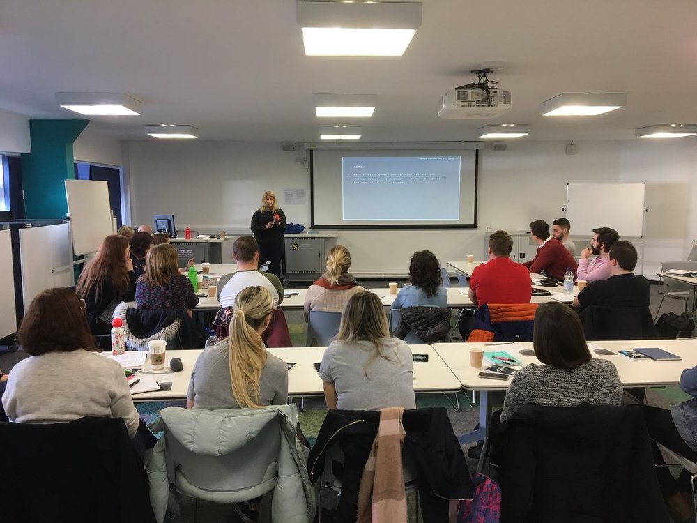 SRtRC Wales deliver anti-racism education to trainee teachers