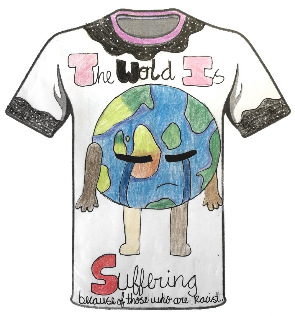 Renata Agumbiade - Terrace Road Primary School - Clothing Design Years 5&6 - Front