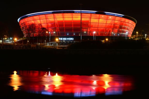 Glasgow's SSE Hydro Arena