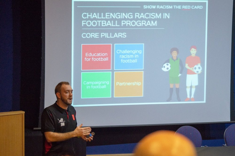 Education work within football clubs in Wales, by Jason Webber.  Click here  to download slides