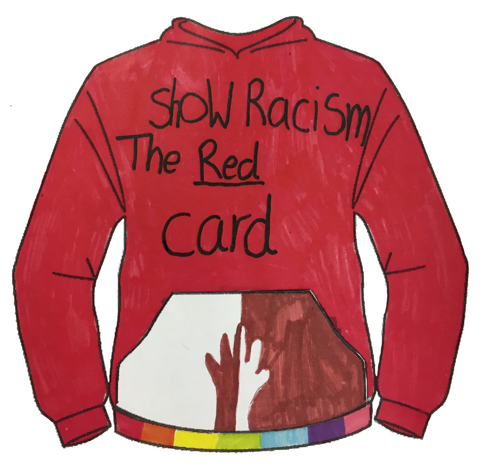 Nadia Nour - St Helen's Primary School - Swansea - Clothing Design Years 3&4 Category (Front)