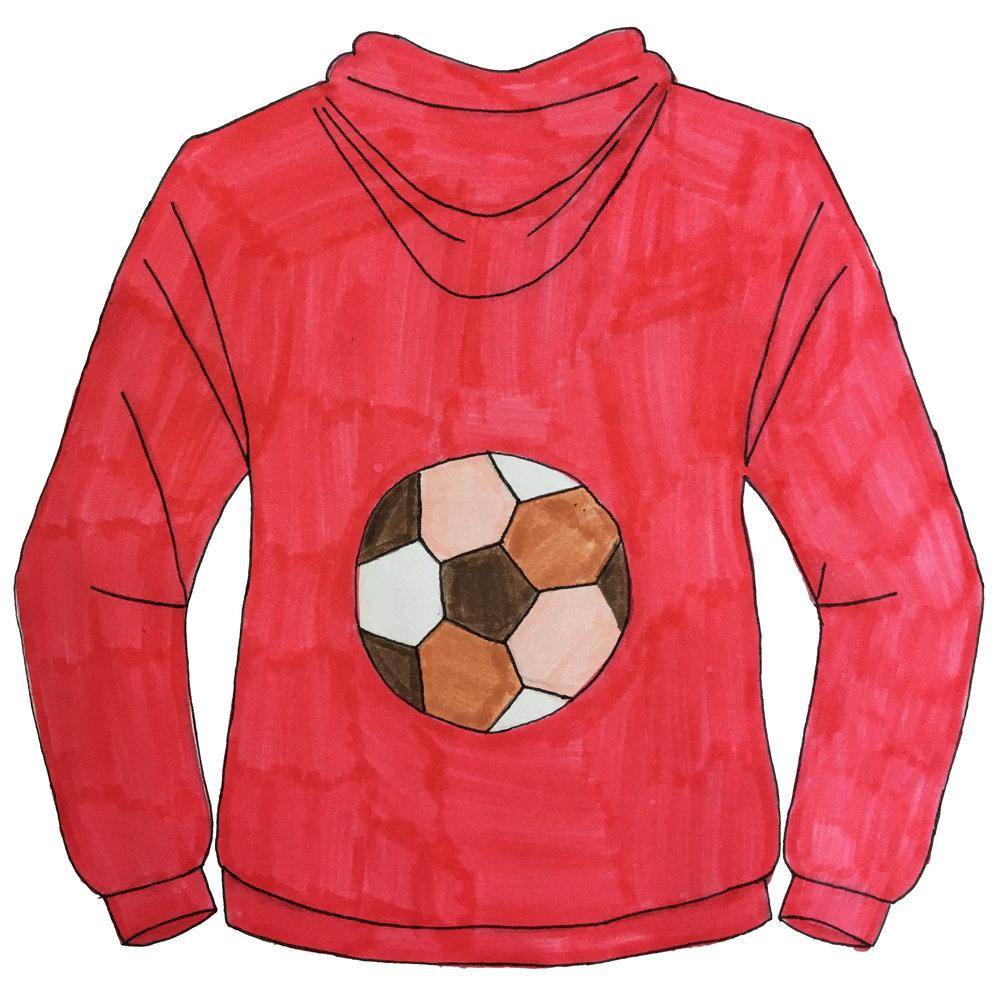 Ellen Hayes - Fitzalan High School - Cardiff - Clothing Design Y 7&8 Category (Back)