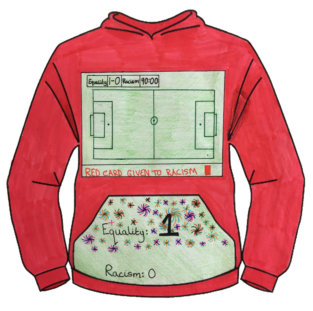Ellen Hayes - Fitzalan High School - Cardiff - Clothing Design Years 7&8 Category (Front)