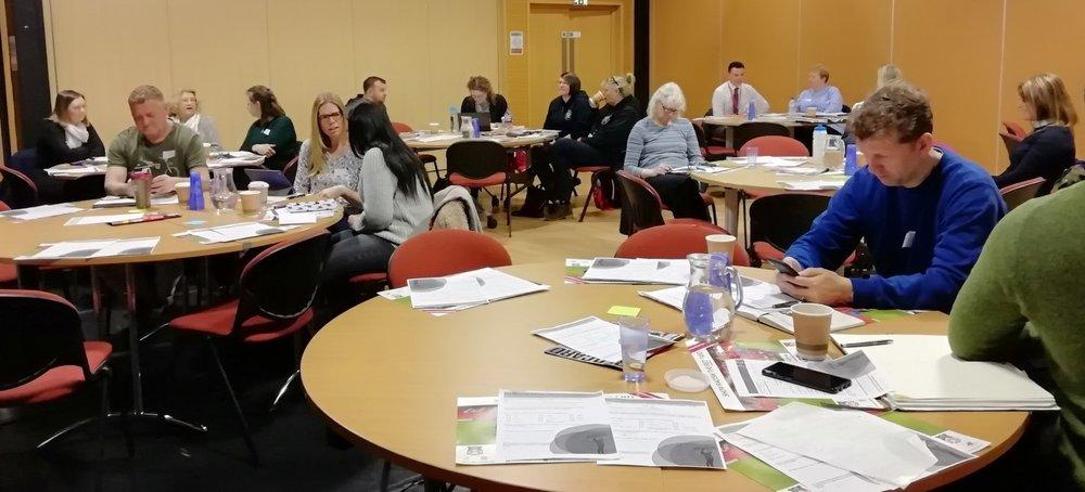 Wrexham teacher training event.jpg