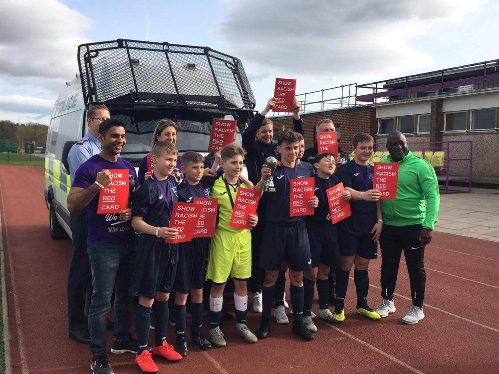 Wellfield School Kickoff@3 event - Durham