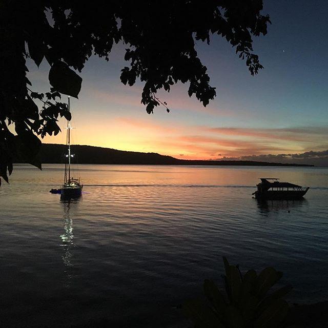 My ride home 🏝⛵️💁 #Vanuatu