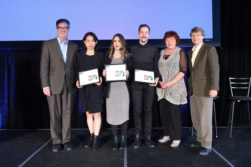 OTTAWA URBAN DESIGN AWARDS 2015 -