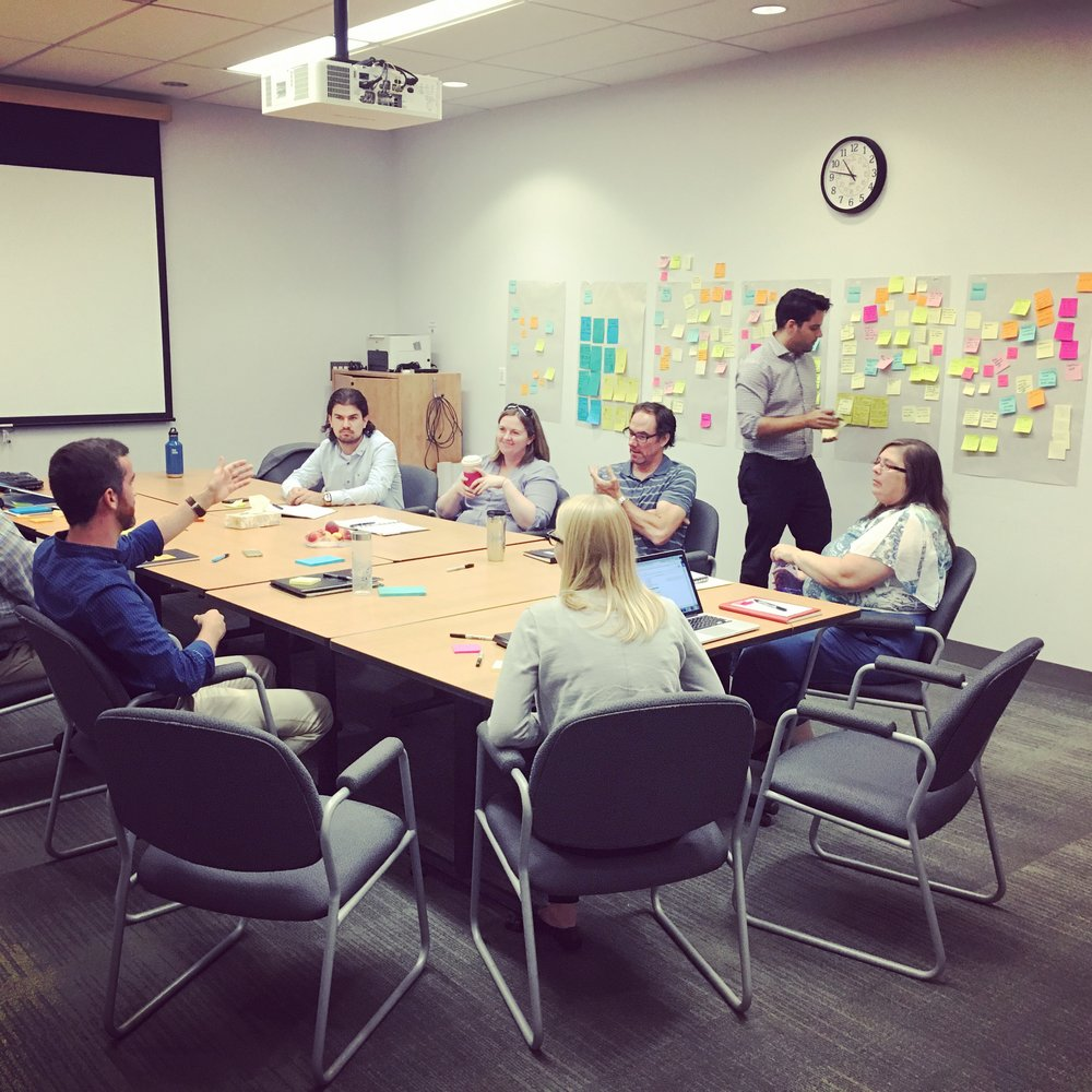Design Session with City Staff -