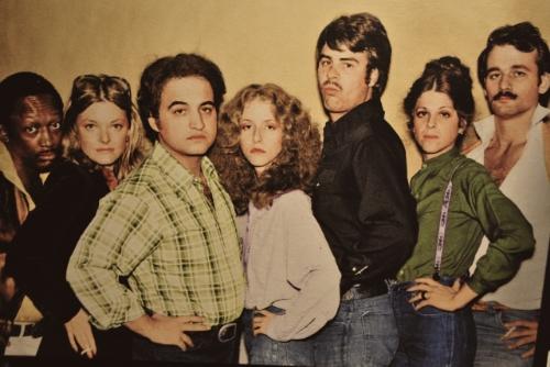 SNL cast season 2; 1976