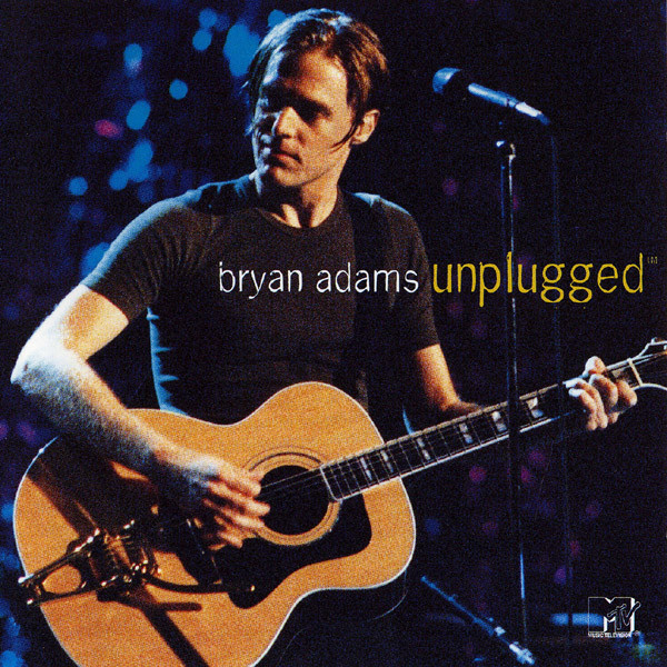 "Bryan Adams' ""MTV Unplugged"" album"