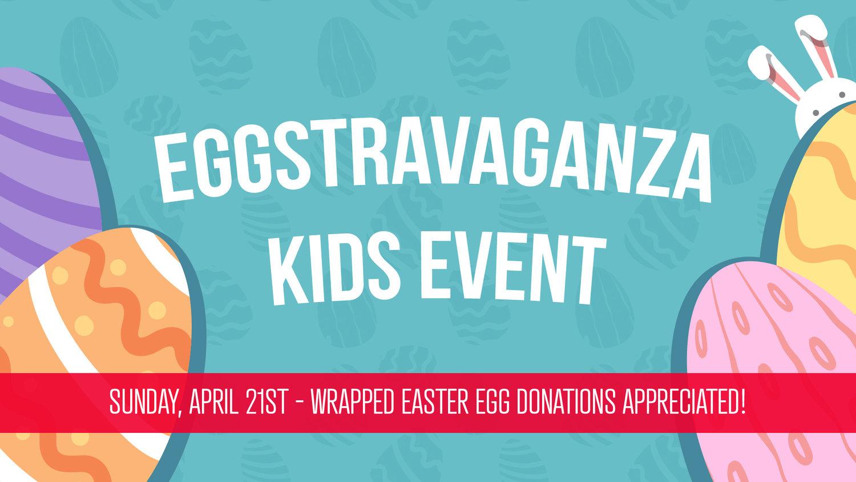 Kids Giant Easter Service + Easter Egg Hunt — New Sudbury