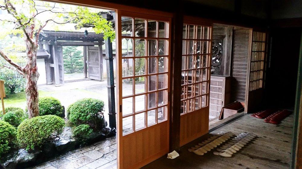 Shojoshin-in: my temple in Koyasan