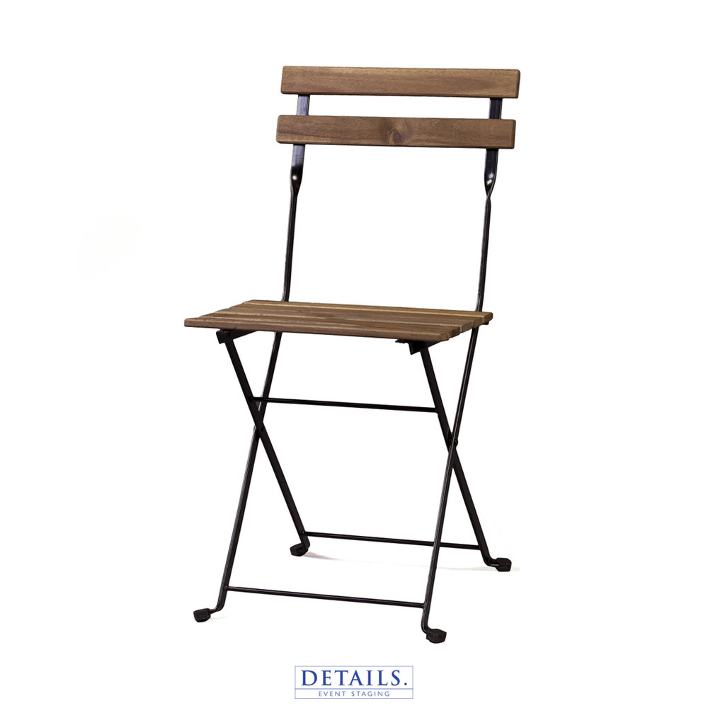 Barn Wood — Folding Chair