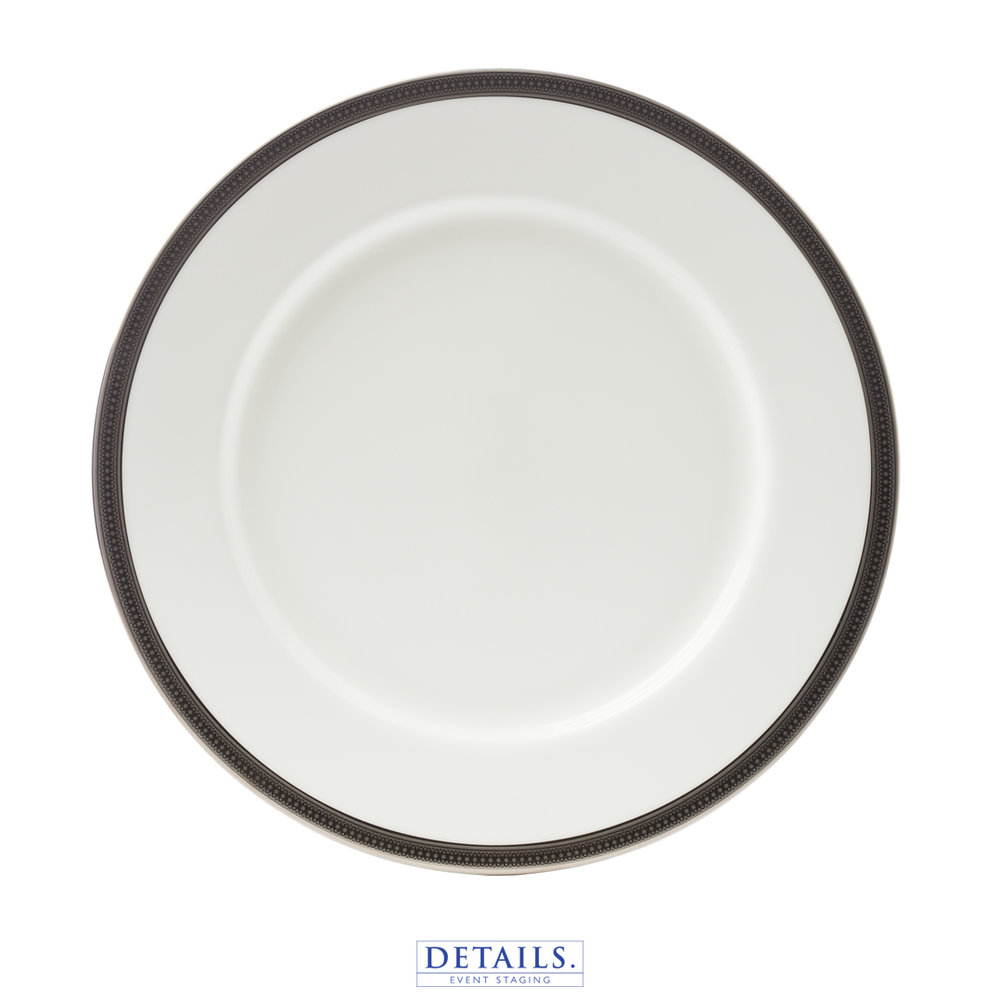 Dauphine Silver Plate — AVAILABLE IN B&B, LUNCHEON, AND DINNER SIZES