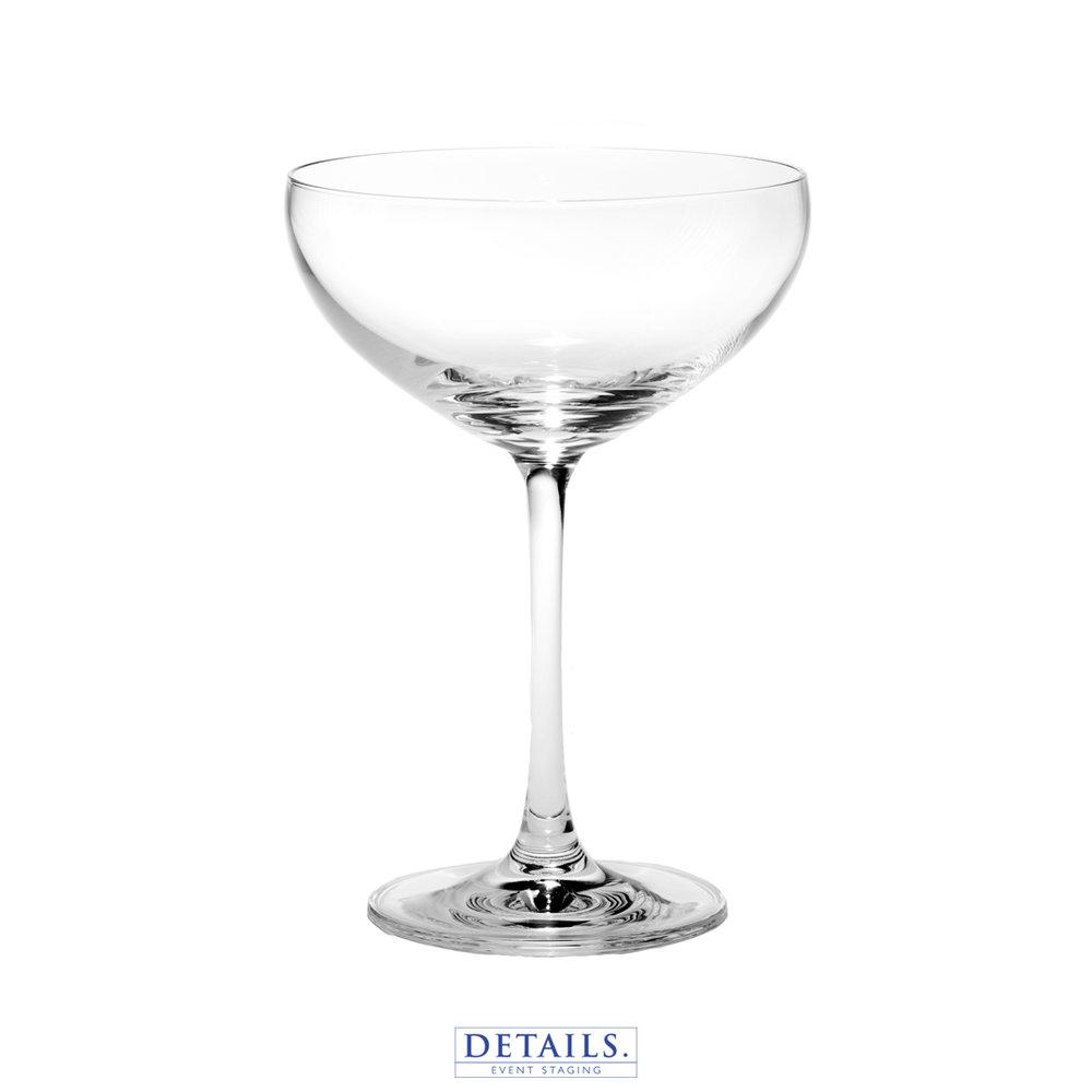 SCHOTT ZWIESEL — Champagne Saucer (9.5 oz)