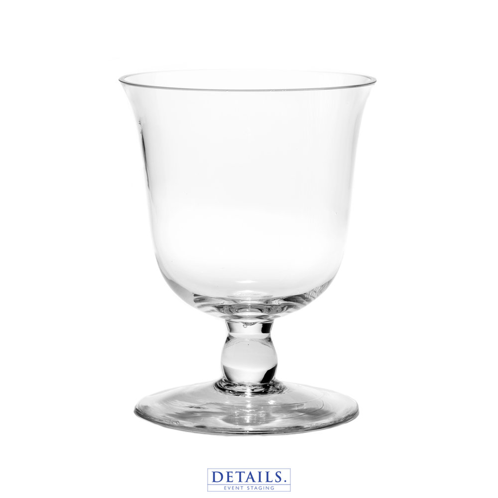 SCHOTT ZWIESEL — GLASS VASE (16 OZ)