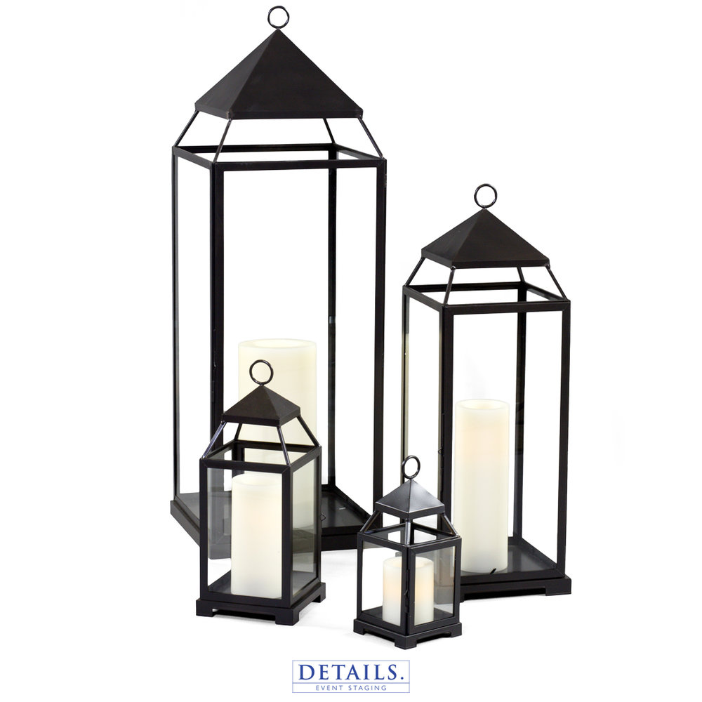BRONZE MALTA LANTERN COLLECTION — AVAILABLE IN SMALL, MEDIUM, LARGE, AND EXTRA LARGE