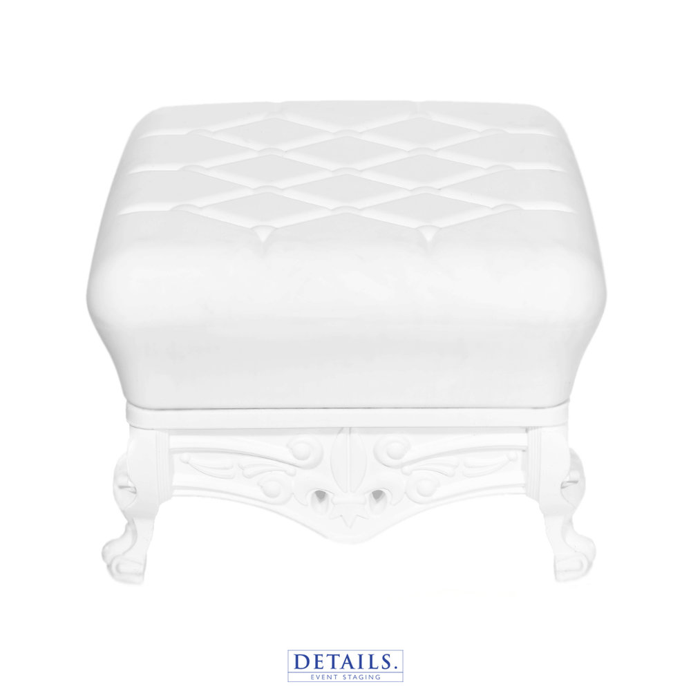 Little Prince of Love — Outdoor Ottoman