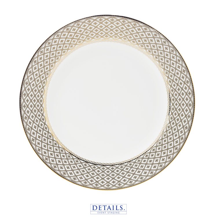 Marcella Gold China Plate