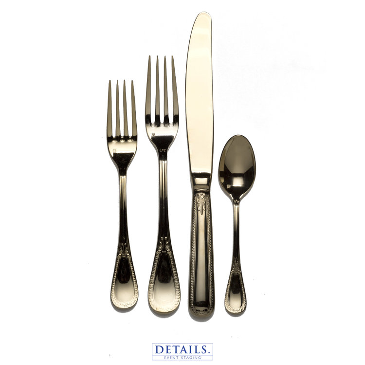 Savoy Gold Flatware