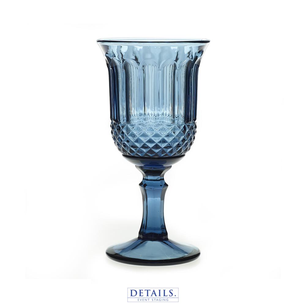 Blue Rosalie - Goblet (10 oz)