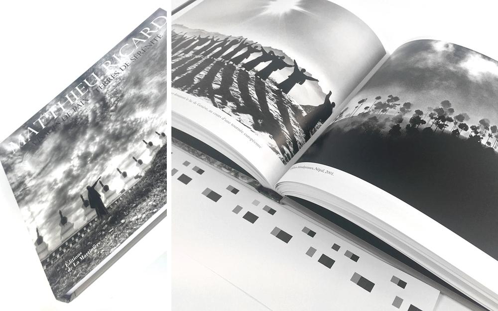 Photogravure en deux tons Noir + Gris