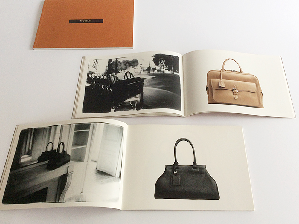 High-end catalogue