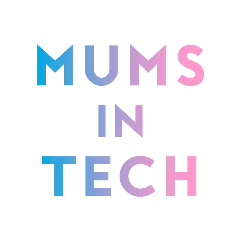 Mums in Tech logo design