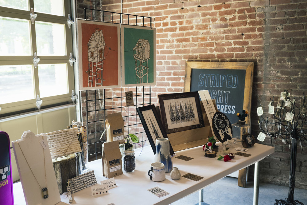MAKER DIRECTORY - The best way to shop this holiday season is LOCAL. Find unique gifts and support your Knoxville maker community by purchasing from one of the many listings in our directory.