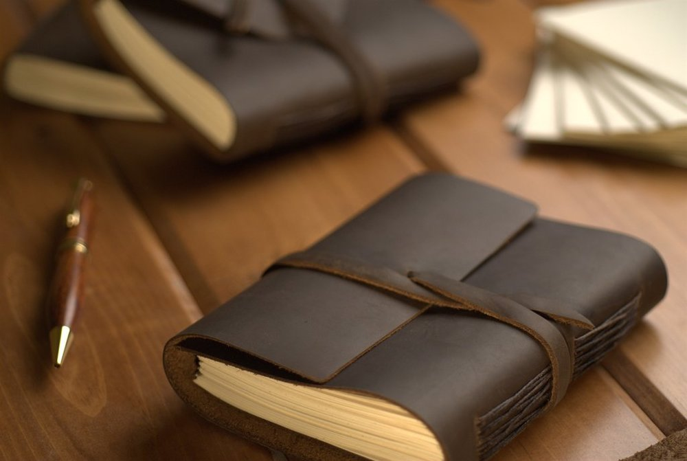 Journeyman Journal   - Buckaroo • $27