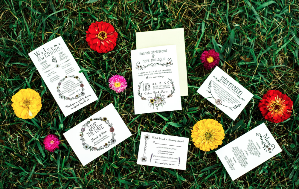 Custom Love Gifts, Events, and Prints
