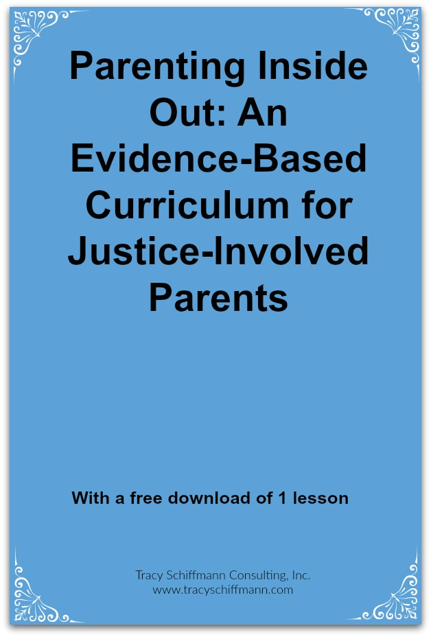 Parenting Inside Out: An Evidence-Based Curriculum for