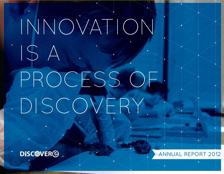 DiscoverE Annual Report Concept One