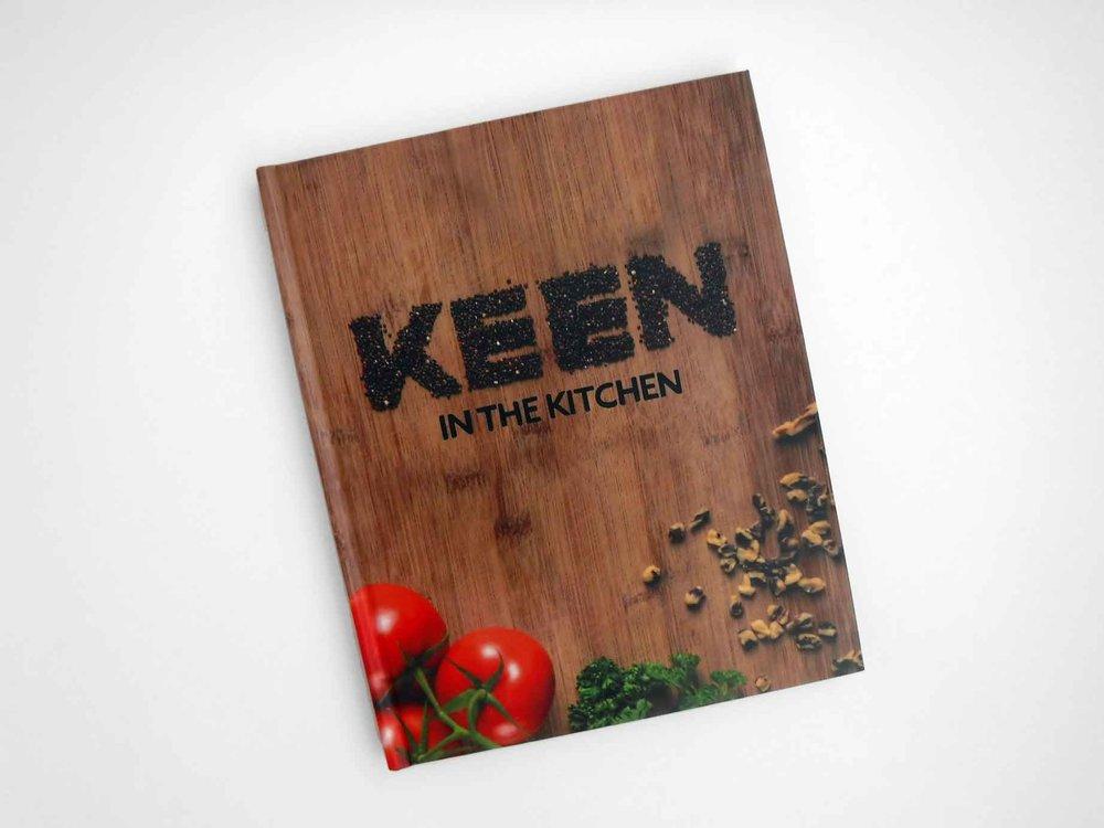 Natasia Designs Edmonton Freelance Graphic Designer Cookbook Design