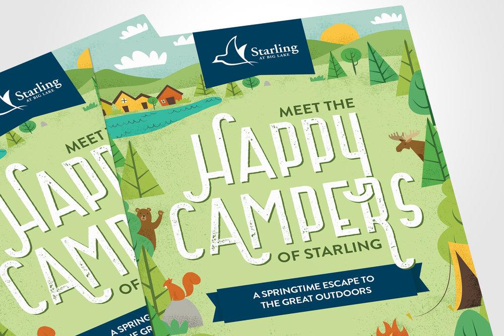 Natasia Designs Edmonton Graphic Designer Illustrator Hand Lettering Event Marketing Materials Design