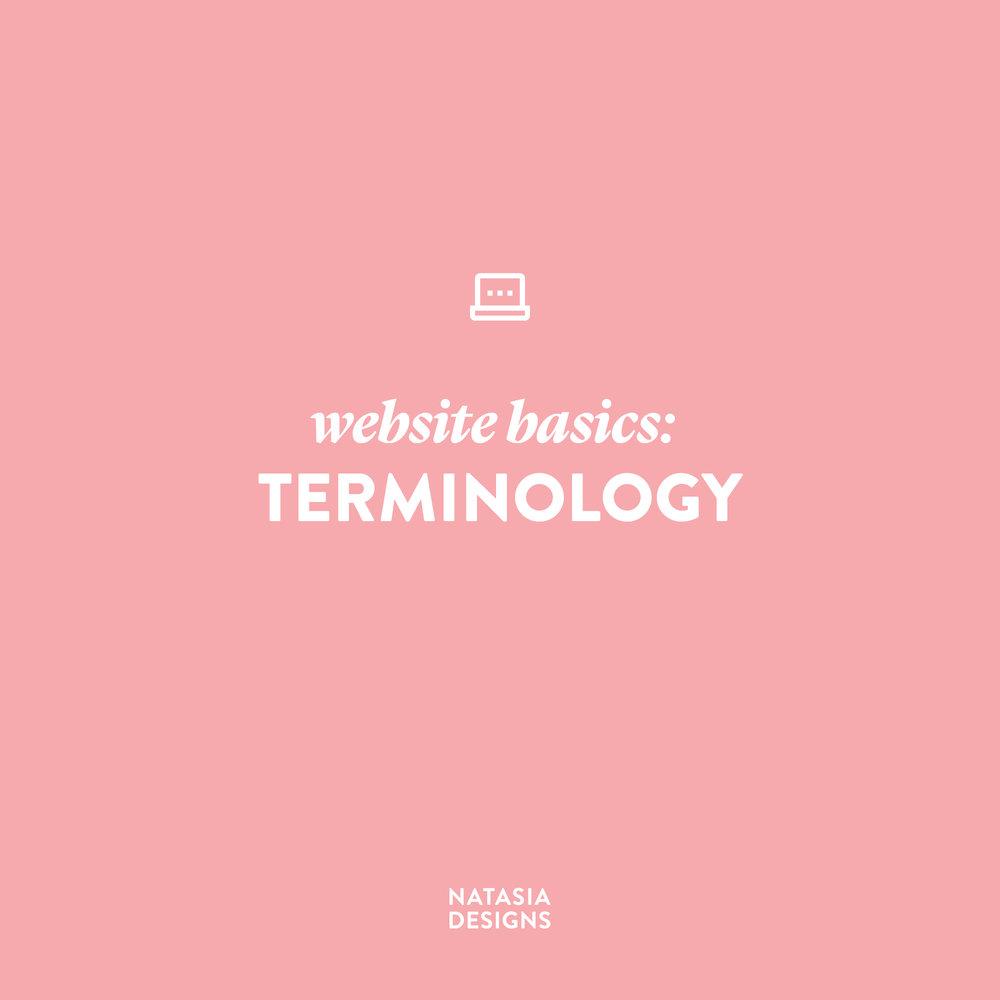 Natasia Designs Edmonton Alberta Freelance Website Designer and Developer Web Basics Terminology Hosting Wireframe Prototype