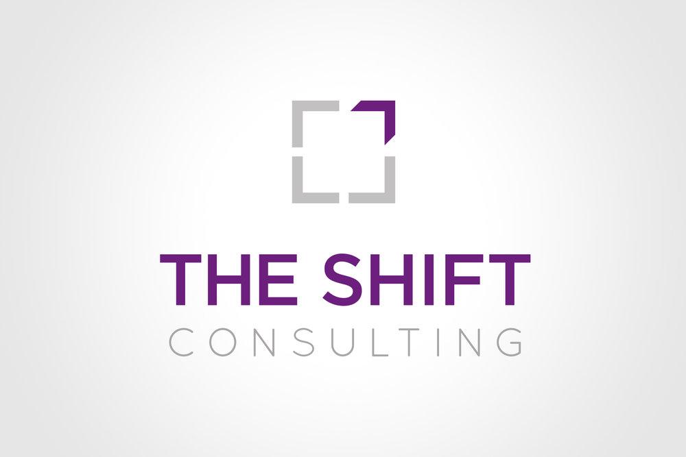 Natasia Designs Edmonton Graphic Designer Logo Design Branding and Brand Development Alberta The Shift Business Consulting