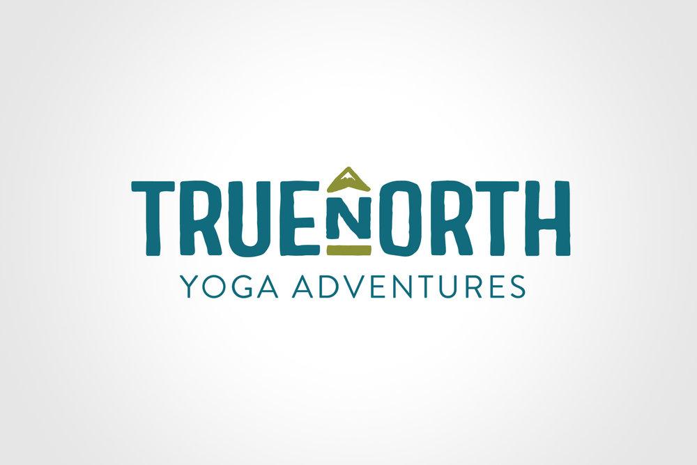 Natasia Designs Edmonton Graphic Designer Logo Design Branding and Brand Development Alberta Yoga Retreat and Workshops Truenorth Adventures Yoga Classes