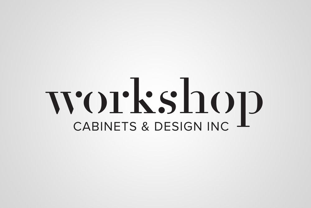 Natasia Designs Edmonton Graphic Designer Logo Design Branding Graphic Design Brand Workshop Cabinets and Design Camrose Alberta