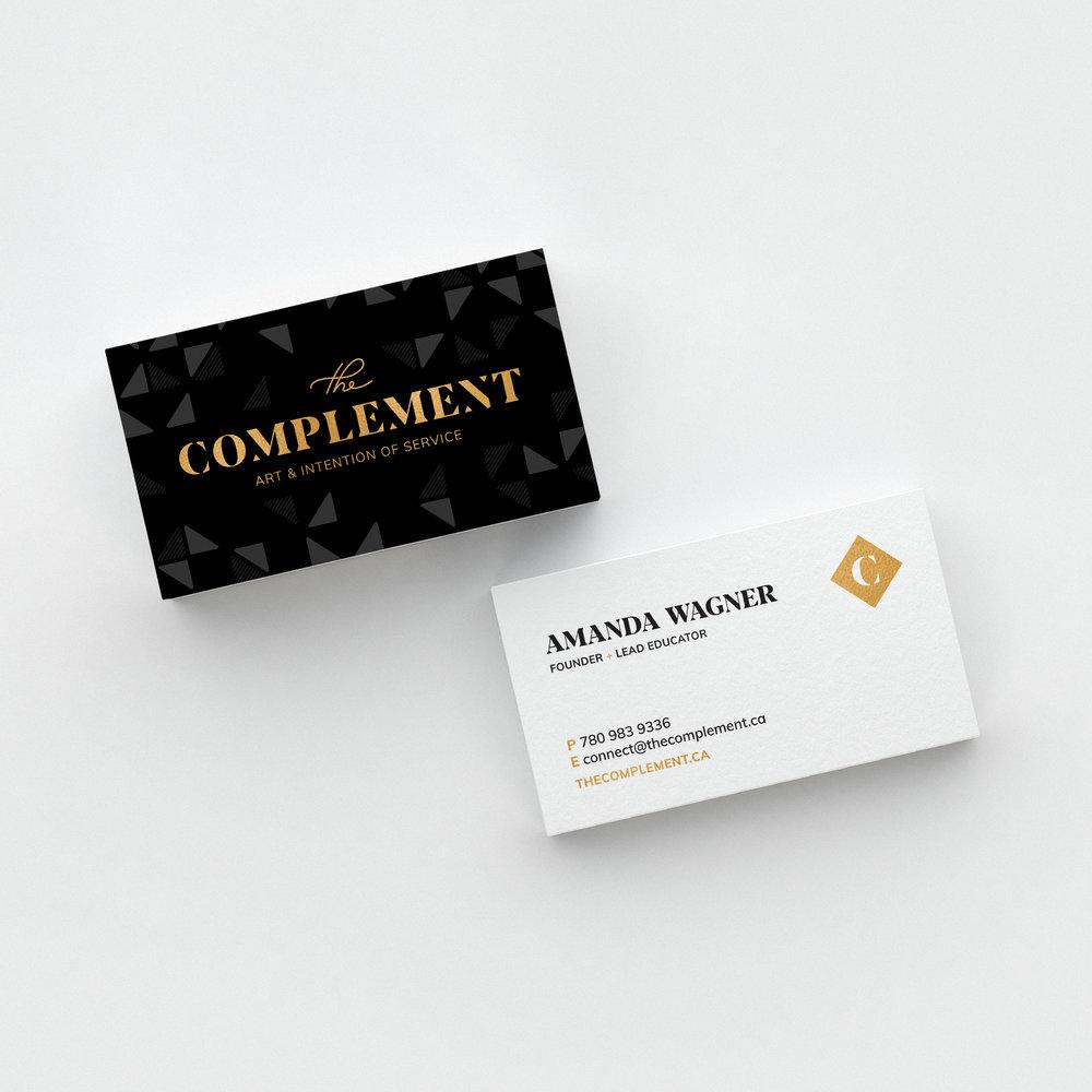 The Complement Branding
